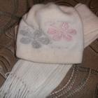 Набор зима подарок шарф