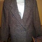 Жакет,пиджак женский офисный размер 38 пр-во Италия , б/у