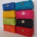Яркие и косметички 9 расцветок от Tory Burch Тори Берч в наличии.