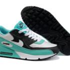 Кроссовки Nike Air Max 90 бирюзовые