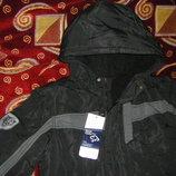 Новенькая сдержанная и стильная весенняя куртка - пилот некст, рост 134-146