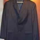 Шерстяной костюм для высокого крупного мужчины XXL