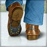Ледоходы ледоступы накладки на обувь.