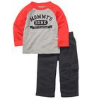 Американская детская одежда Carters Костюм кофточка со штанишками HUNK, puppy0000060