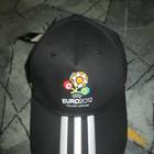 Продам кепки чёрные и белые EURO2012 adidas.Арт. W68214