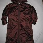 шикарное зимнее пальто Pilguni польша , 140 роста, 9-10 лет, отличное состояние