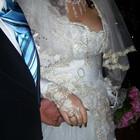 Продам свадебное платье большого размера недорого