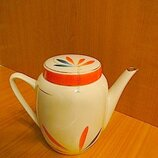 Чайник заварочный фарфор Ссср