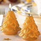 Набор свечей «Золотые Елочки»