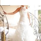 Свадебное платье Pronovias - La Sposa, цвет айвори, рост 172-180 см