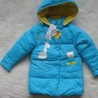 Пальто пуховое детское SP-SHOW