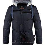мужские демисезонные куртки и пуховики англия, германия ,фабричный брендовый китай Расспродажа