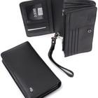 Мужской кошелек, портмоне, мини-борсетка, клатч Натуральная Кожа М29 Ек23