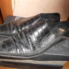Туфли черного цвета 41 р.
