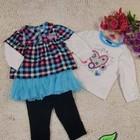Набор из 4-х предметов для малышки