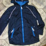 Яркая демисезонная куртка George, рост 134 и 140