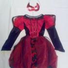 Платье карнавальное Маска для девочки 5-7 лет