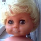 Кукла-пупс ГДР рост 41 см