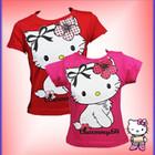 Футболки топы для девочек Charmmykitty бренд Kitty оригинал, 2 -6 лет