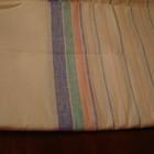 Ткань простынная льняная