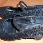 Нарядные туфельки MONSOON для золушки на каблучке