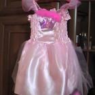 Платье карнавальное для маленькой принцессы