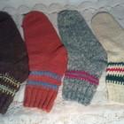 Носки вязаные ручной работы размеры 35 - 44, Новые