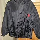 Ветровка Polo Assn на флисе 134-146 и потрясная яркая красная 152-158