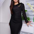 Продам черное отличное платье