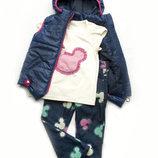 Теплая жилетка жилет для девочки в двух цветах