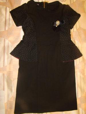 Платье-Сарафан школьный р.122см