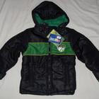 Стеганая деми-куртки для мальчика от Lupilu