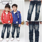 Классные джинсы для плотненького ребенка 110-130см В Наличии