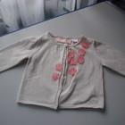 Кардиган, кофта Zara на девочку 24-36 мес, 92 см, 2 года, 2,5 года