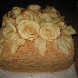 Домашние вкусные торты и пирожные