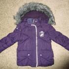 Курточка для девочки на рост 92-98 см