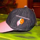 Новая фирменная кепка для девочки 6-12 месяцев