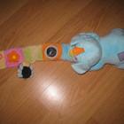 мягкай игрушка слоник развивающий
