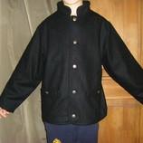Шерстяное пальто на мальчика 134-140