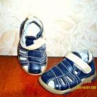 Новые, кожаные сандалии MxM 19 размер,12,5 см.