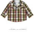 Детская рубашка для мальчика Mothercare на 2-3 г./ 98 см.
