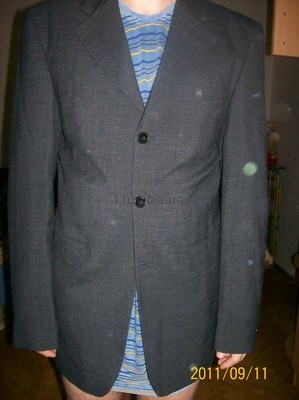 Пиджак классический костюмный размер 48-50