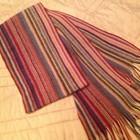 Стильный длинный шарф , расцветка Paul Smith