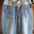 Джинсы для беременных, бедра 90-100 см, рост до 160 см