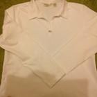 белая блуза разм.56-58
