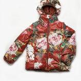 Жилетка жилет куртка 2в1 для девочек 2 цвета