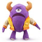 Плюшевые игрушки Disney оригинал - Percy Mini Bean Bag Plush - Monsters University