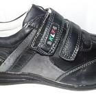 Кроссовки туфли для мальчиков черные 34-36