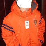 Классная яркая курточка