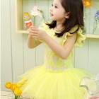 Летнее нарядное платье для девочки в наличии